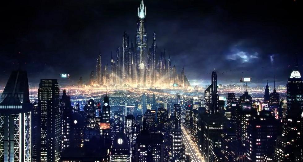 miasto przyszłości