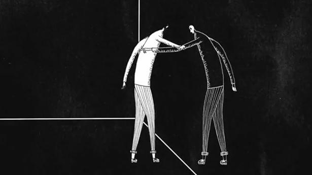 Tańcząc w lustrzanym odbiciu