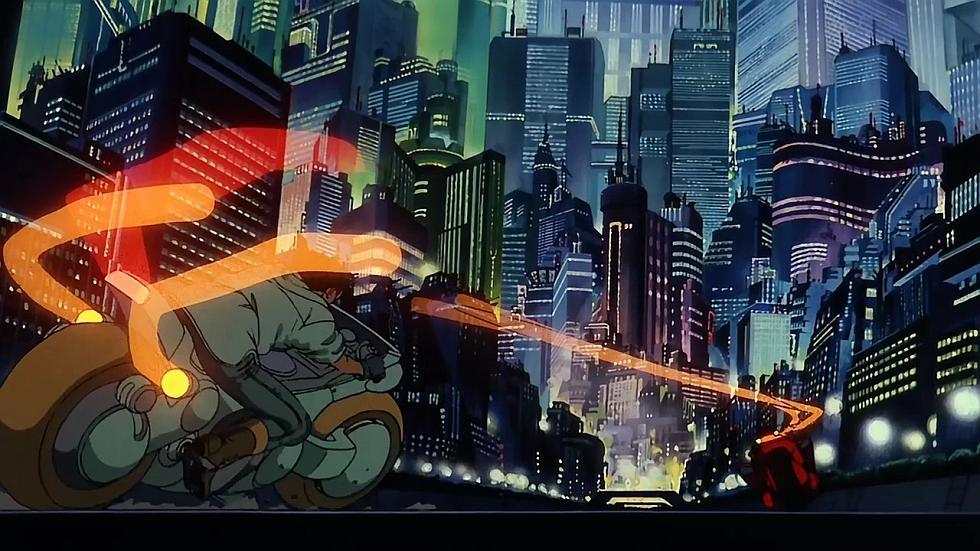 Akira - anime (1988)