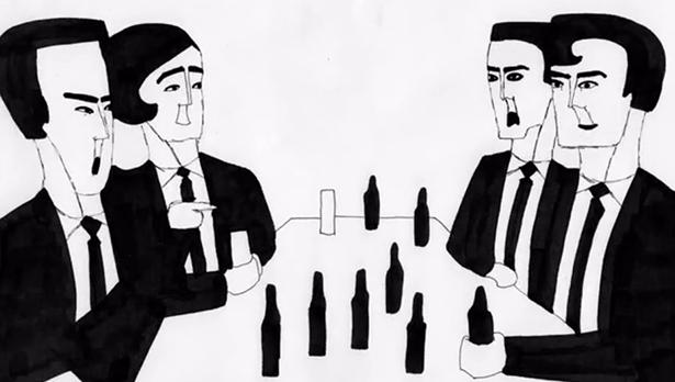 Tomek Bagiński dla BBC - epicki spot