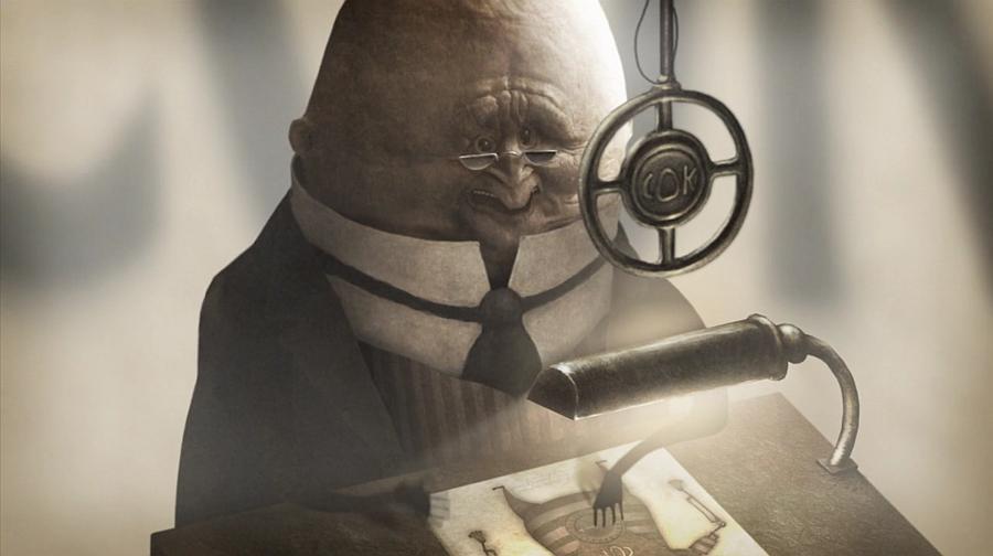 Monsieur COK - Franck Dion - animacja
