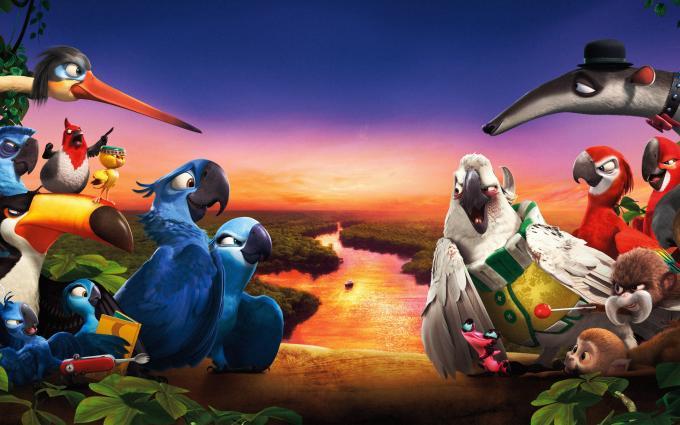 Rio 2 - film animowany