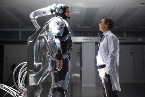 Robocop (2014) - film science-fiction