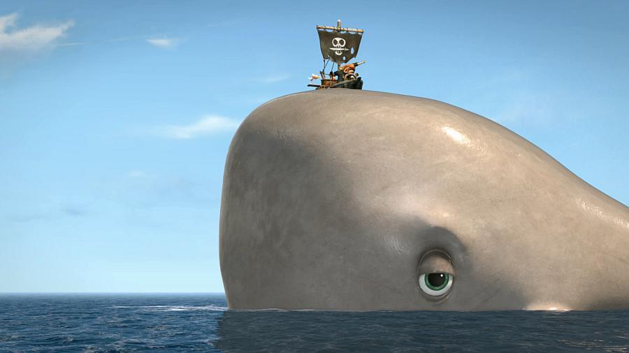 Piracki mit o spermie wieloryba