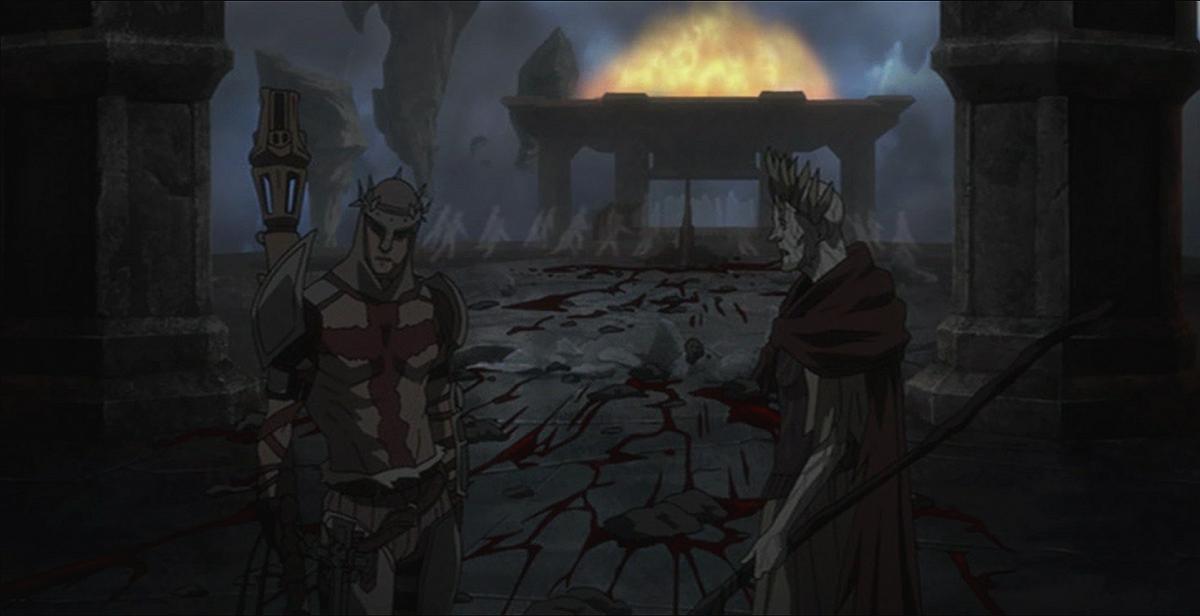 Piekło Danetego: epicka animacja - film animowany