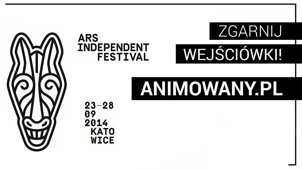 16 wejściówek na Ars Independent!