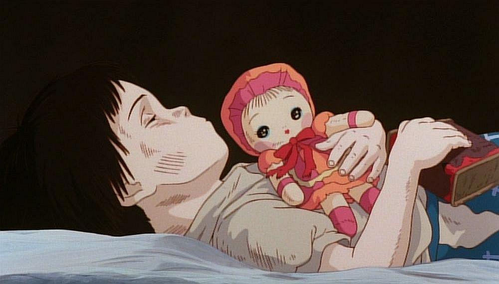 Grobowiec świetlików - anime (1988)