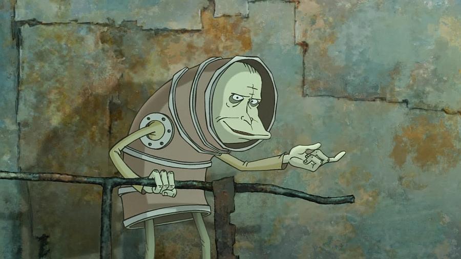 Ku! Kin-dza-dza - film animowany