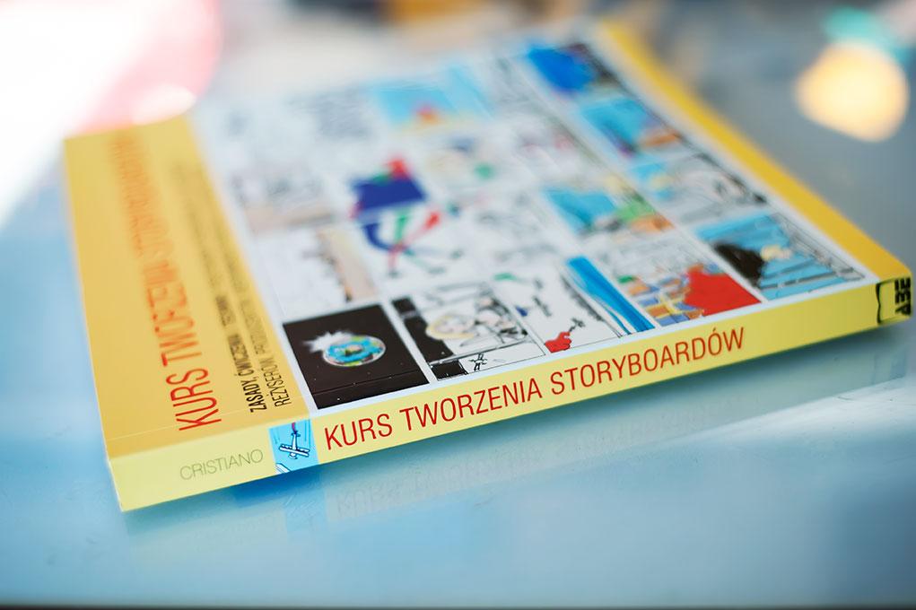 """Rozdajemy """"Kurs Tworzenia Storyboardów"""" – edycja 3"""