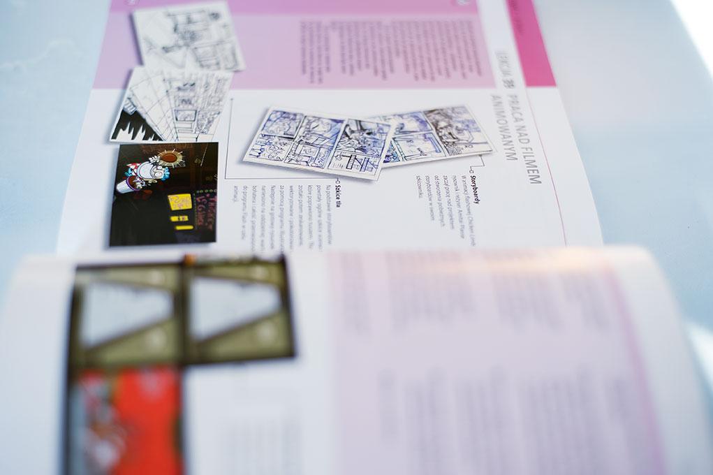 Kurs Tworzenia Storyboardów - Fot.: zasekunde.pl