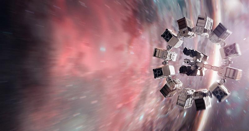 Interstellar - science-fiction - reż. Christopher Nolan