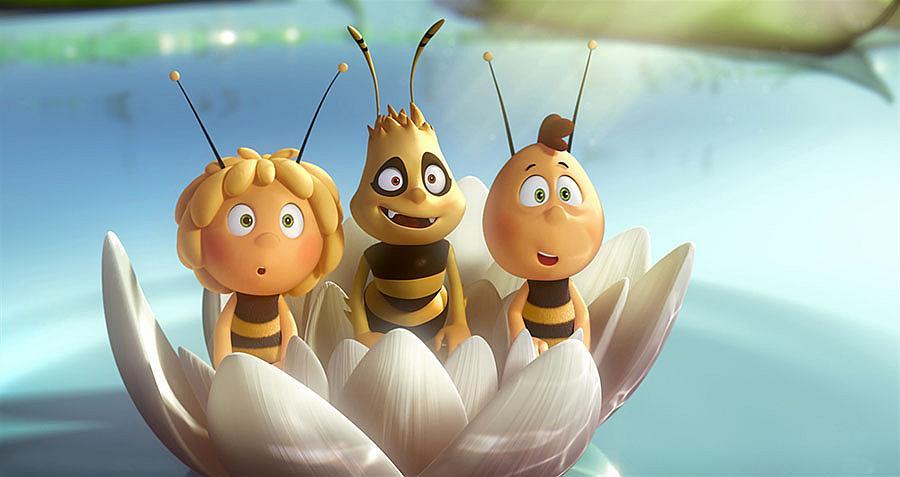 Pszczółka Maja film