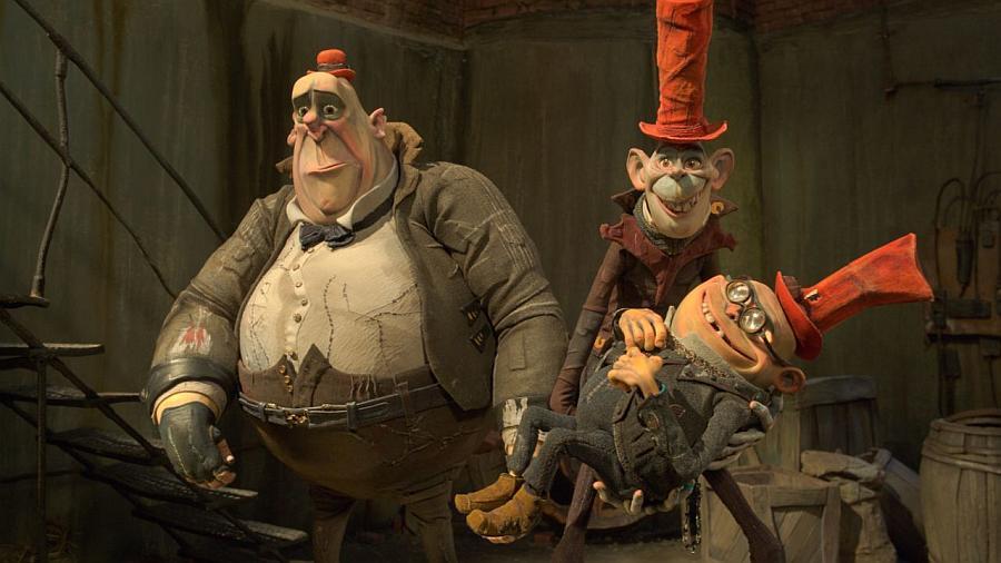 Pudłaki - film animowany (2014)