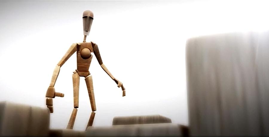 Perfeito - animacja Mauricio Bartoka
