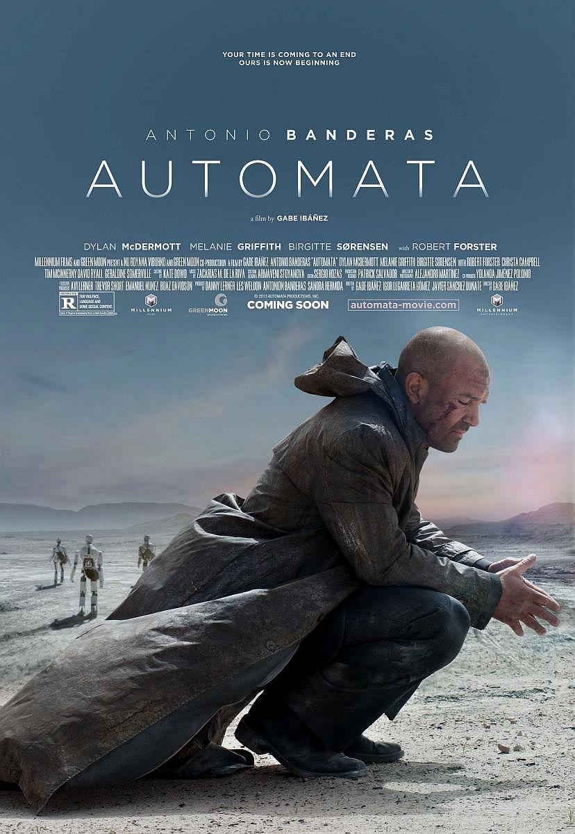Automata - reż. Gabe Ibáñez (2014)