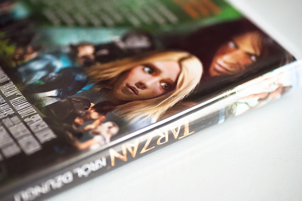 Tarzan. Król Dżungli (DVD)