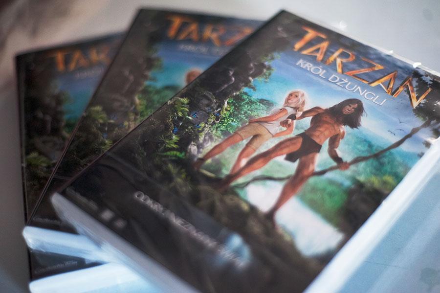 Konkurs na Tarzana (czy jakoś tak)