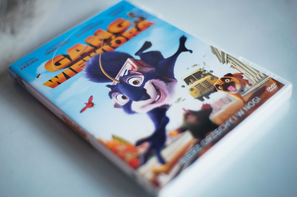 Gang Wiewióra (DVD)