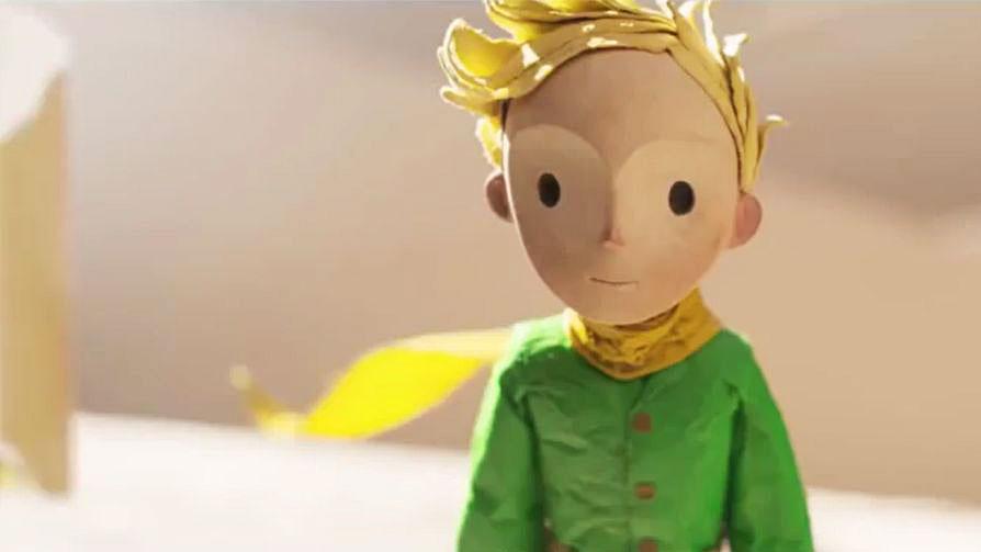 Animowany Mały Książę!