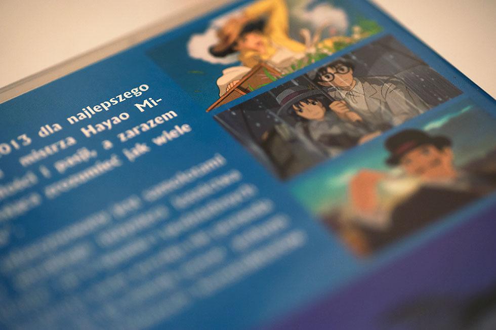 Zrywa się wiatr  - anime, reż.  Hayao Miyazaki (Studio Ghibli 2013)