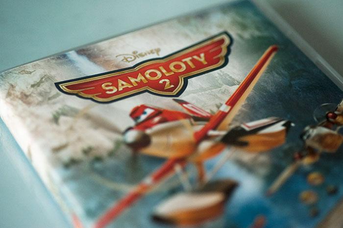 Samoloty 2 (DVD)