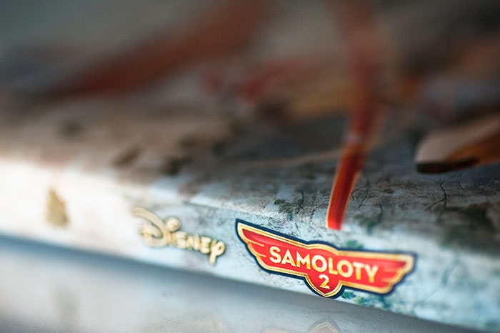 Samoloty 2 - film animowany - Disney