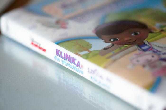 Klinika dla pluszaków - szpital na kółkach (DVD) - serial animowany
