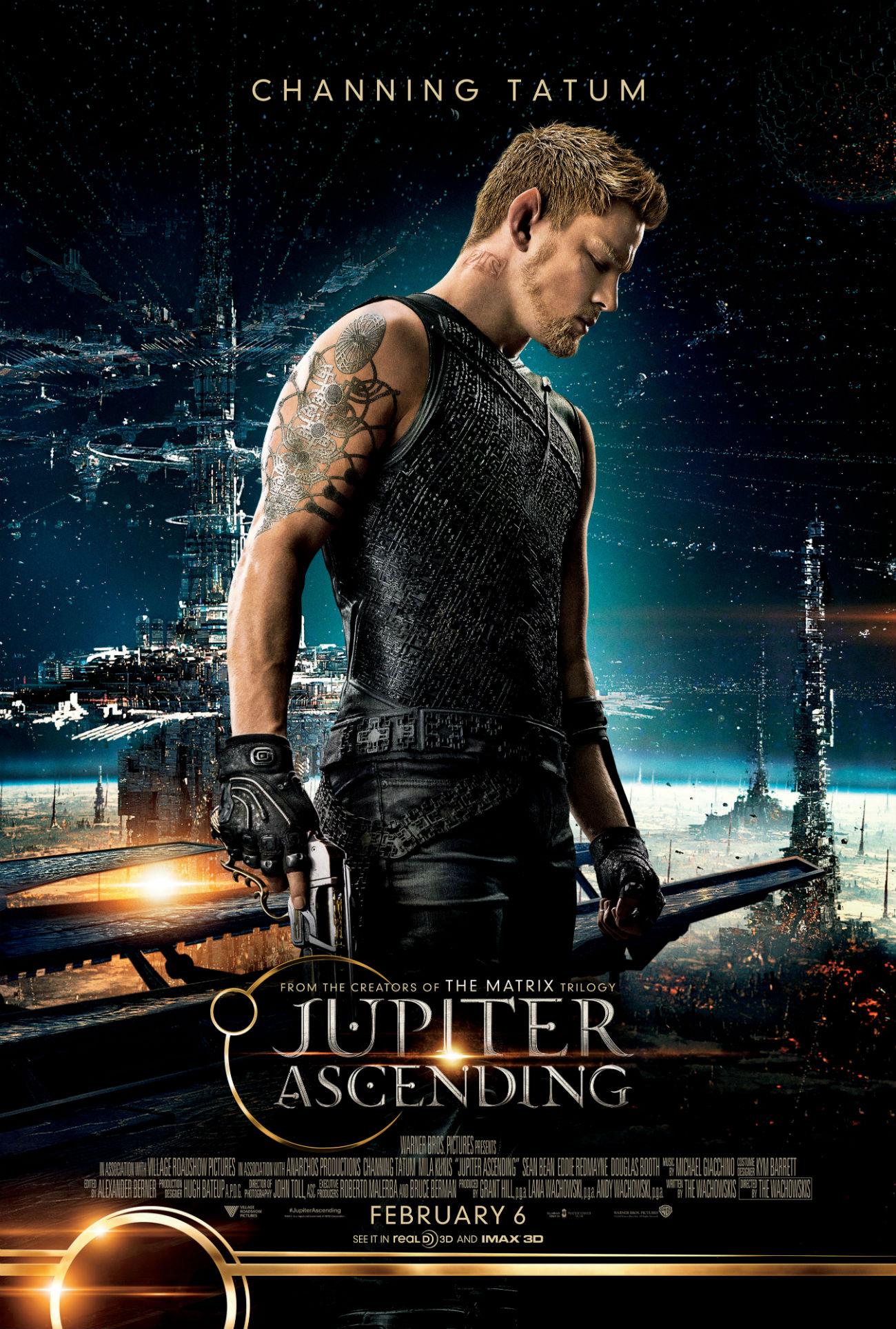 Jupiter Intronizacja - reż. Wachowscy (2015)