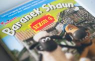 Baranek Shaun - sezon 4 (3xDVD)