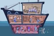 Animowane, morskie opowieści