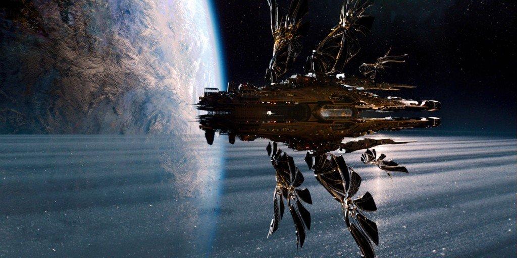 Jupiter: Intronizacja - reż. Wachowscy (2015)