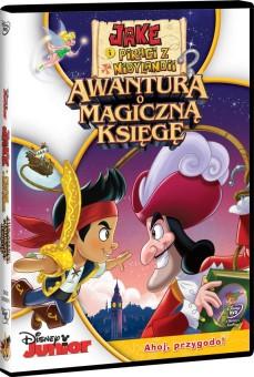 Jake i Piraci z Nibylandii - Awantura o Magiczna Ksiege