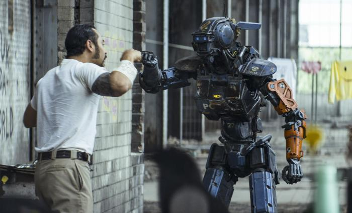 Chappie - reż. Neill Blomkamp (2015)