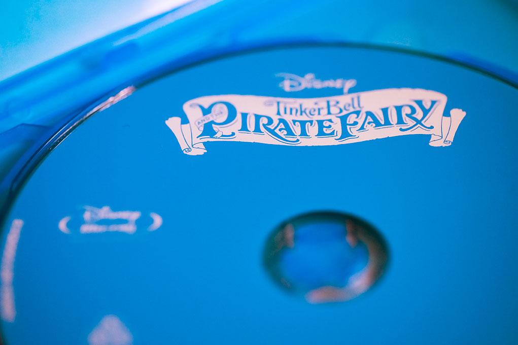 Dzwoneczek i tajemnica piratów (Blue-ray)