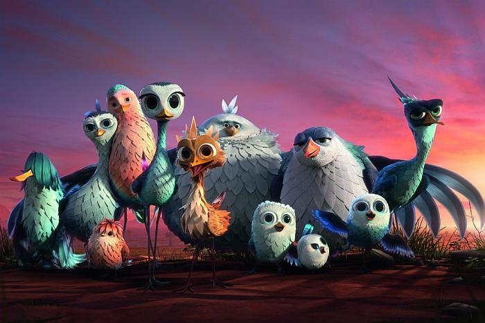 Fru! - film animowany (2014)