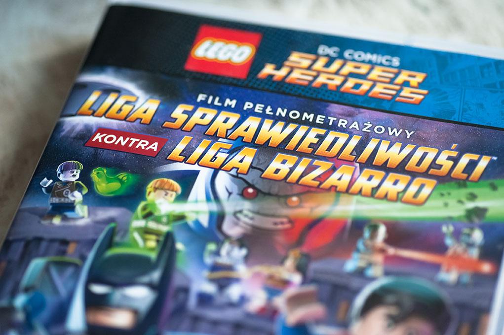 LEGO: Liga Sprawiedliwości kontra Liga Bizarro