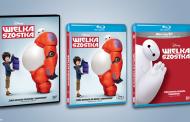 Wielka Szóstka na Blu-ray 3D, Blu-ray i DVD