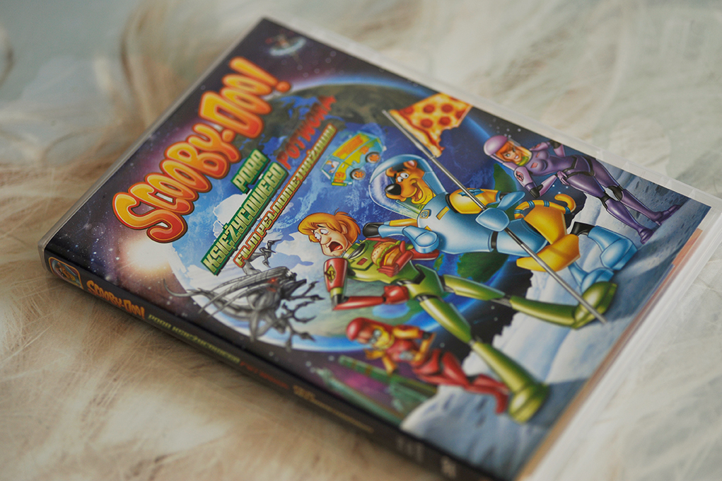 Scooby-Doo: Pora księżycowego potwora - film animowany