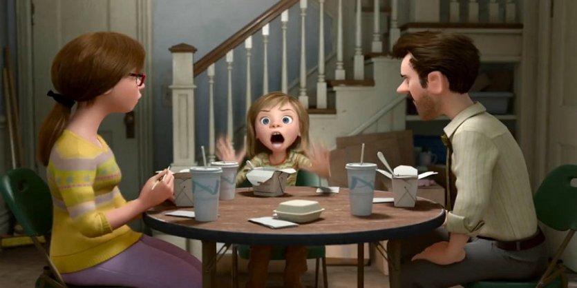W głowie się nie mieści (2015) - film animowany
