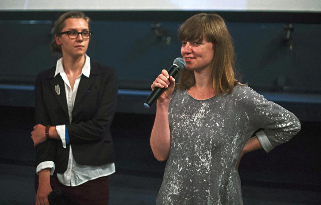 od lewej: Natalia Kaniak, Ewa Borysewicz