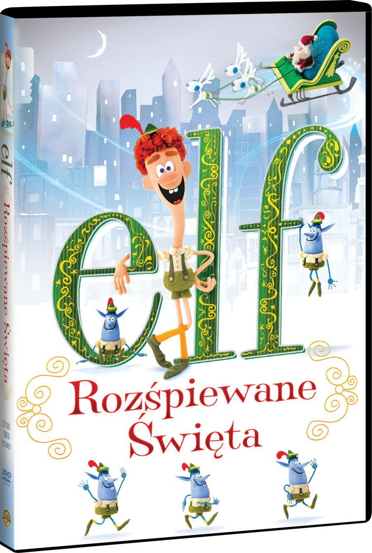 ELF ROZSPIEWANE SWIETA DVD 3D