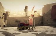Lepiej nie podążaj za białym królikiem...