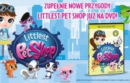 Littlest Pet Shop 8: Wielki Pan Blythe (DVD)