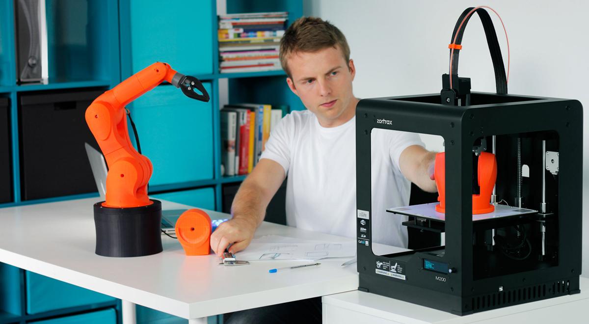 Drukarki 3D - technologia przyszłości