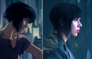 Scarlett Johansson w Ghost in The Shell