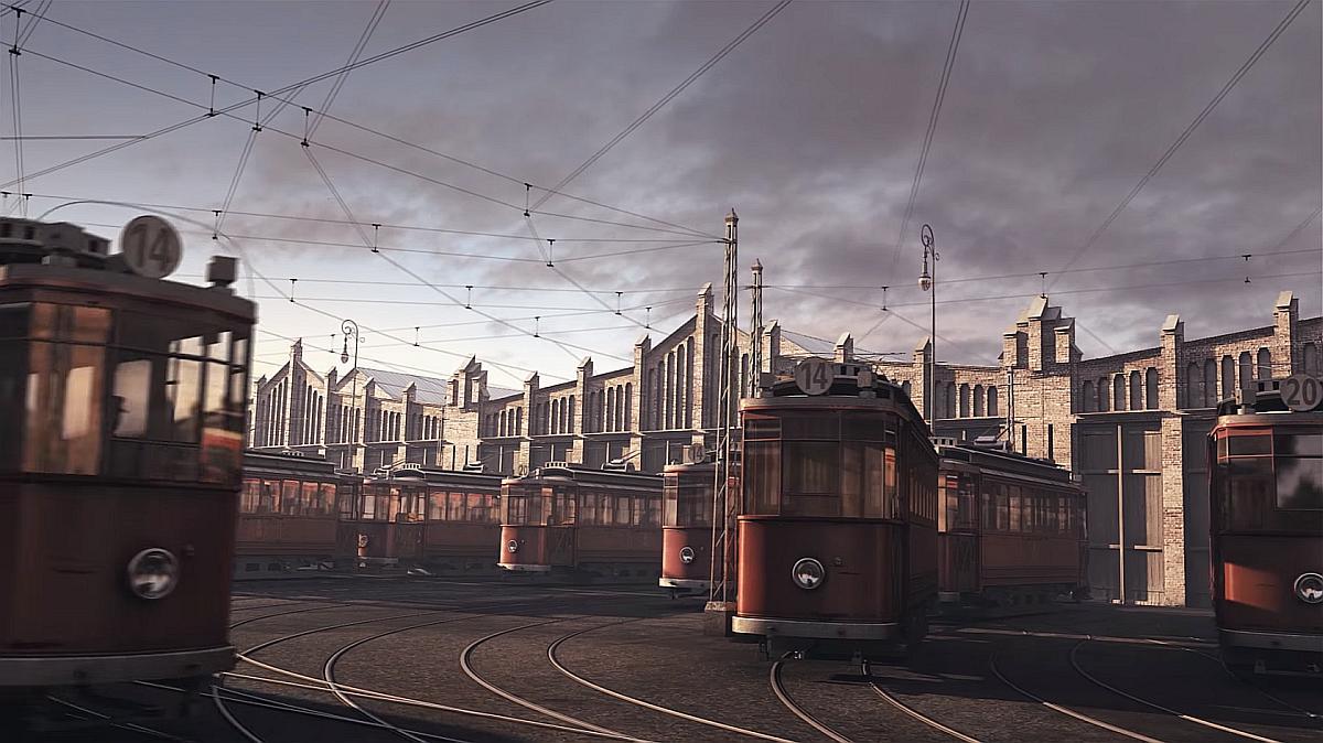 Warszawa 1935 - Wola