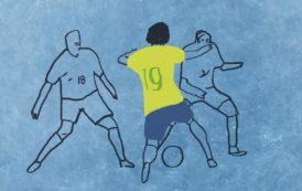 Wielbiąc piłkę nożną
