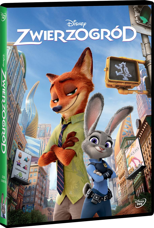 Zwierzogrod - DVD_3d net