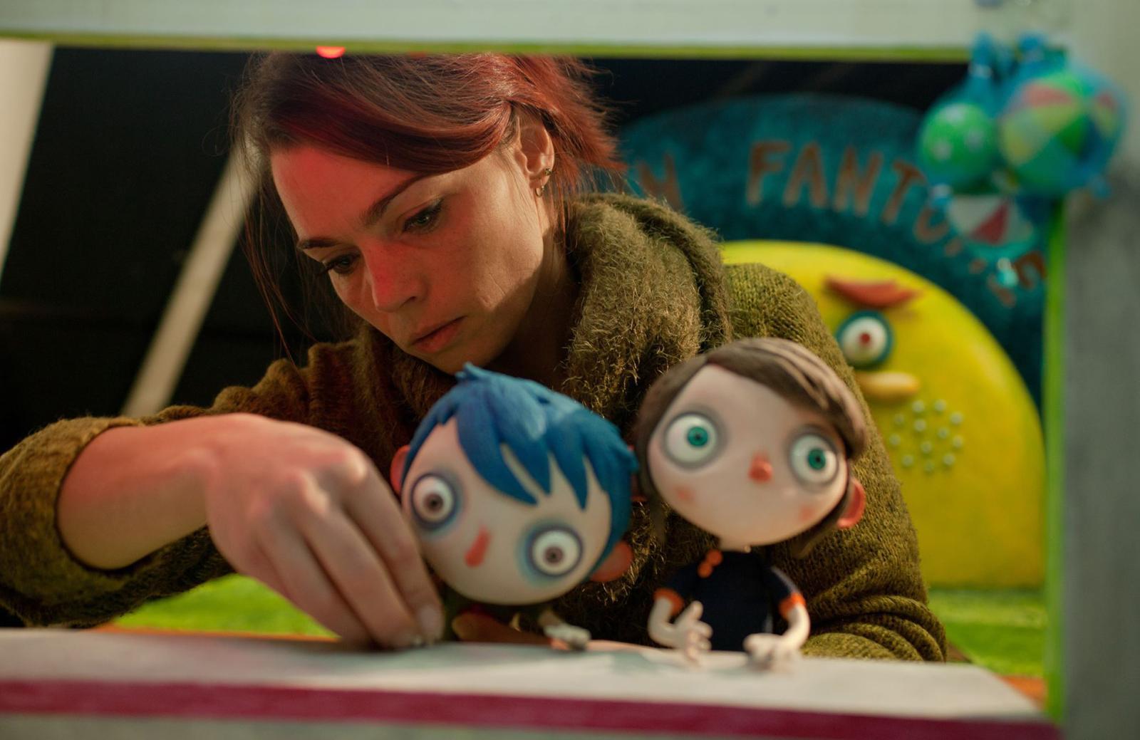Lalka z najlepszego animowanego filmu roku przyjeżdża do Łodzi