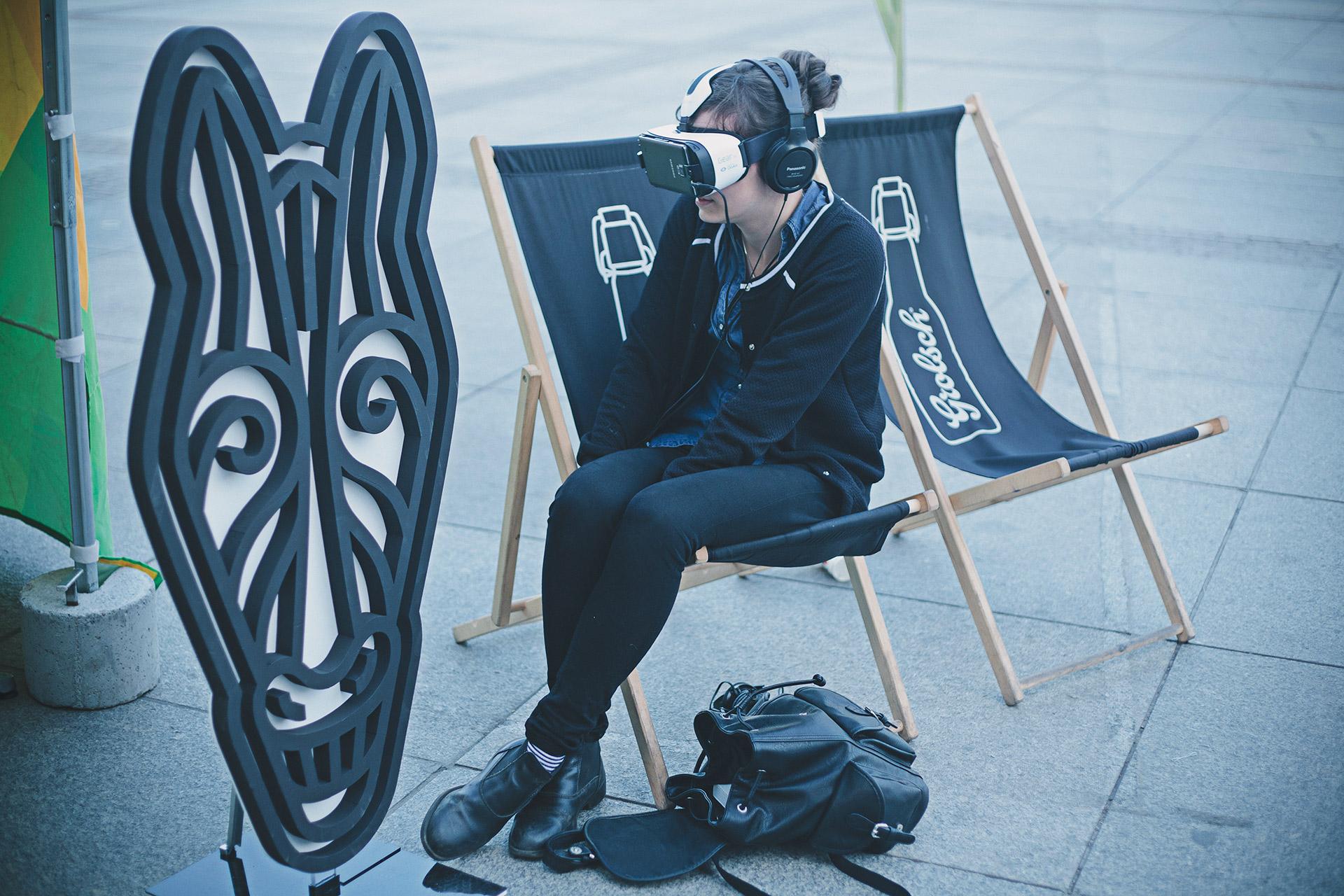 Wirtualna rzeczywistość na Ars Independent Festival 2016